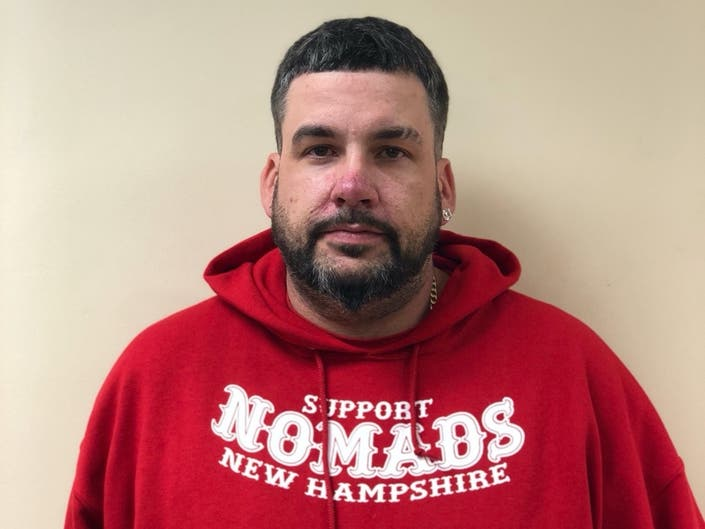 Epsom Man Charged After Driving 108 MPH On I-93: NH State Police