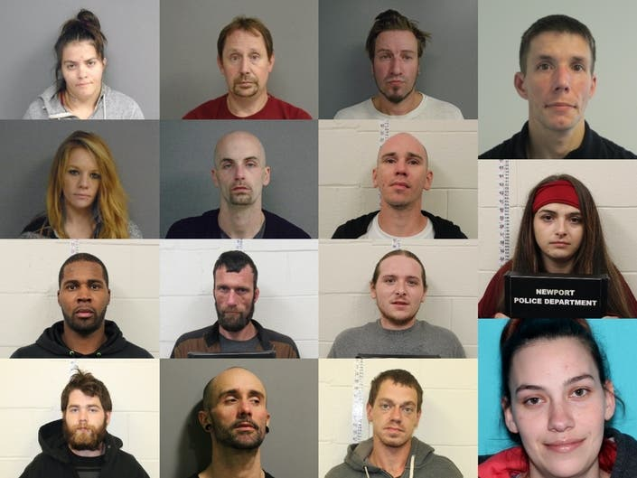 26 Arrested In Upper Valley Drug Sweep: NH State Police Roundup