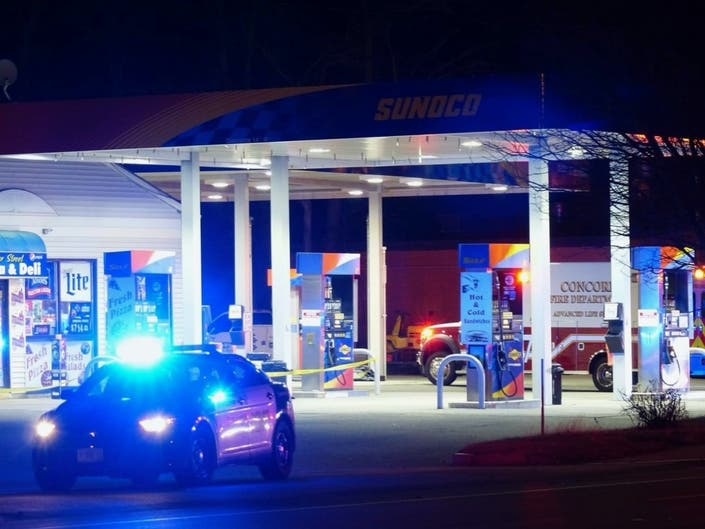Attempted Robbery Reported At Concord Sunoco Station: Watch