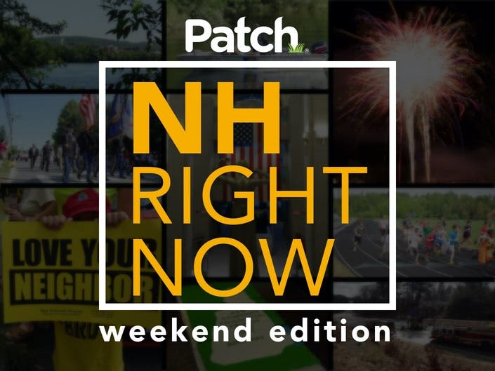 Road Taxes; Snow; State Police Manhunt; And More: NH Right Now