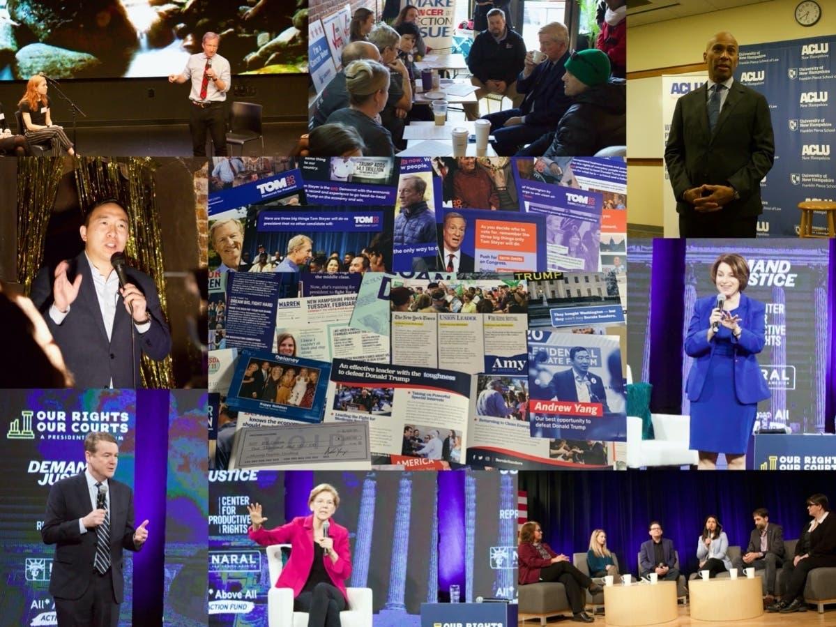 Merrimack Nh Halloween 2020 Buttigieg Wins Merrimack: New Hampshire 2020 Primary Results