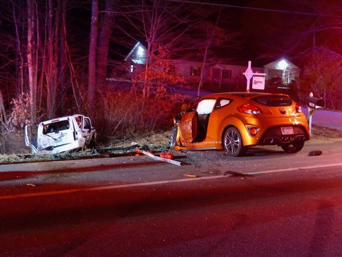 Multi-Vehicle Crash On Route 4 Deemed 'Mass Casualty' Incident