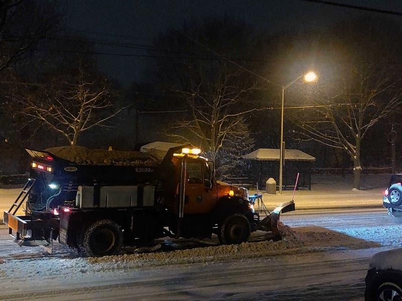 Winter Storm Event Parking Ban Issued For Concord Saturday