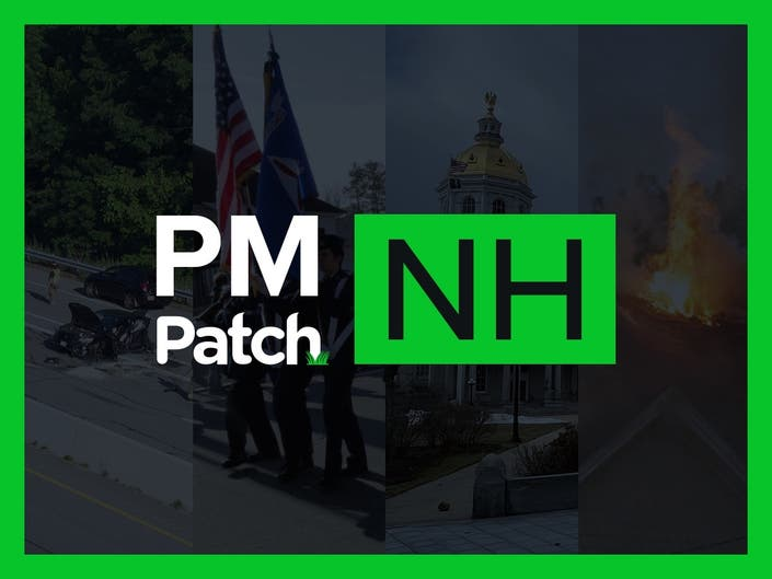 Pickup Truck Plunges Into River; Events; And More: PM Patch NH