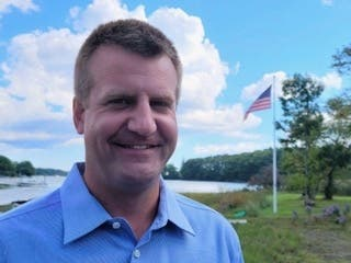 Rich Blalock, Portsmouth City Council Candidate