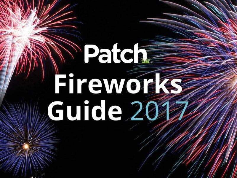 4th Of July Fireworks In La Jolla San Go County 2017 Guide