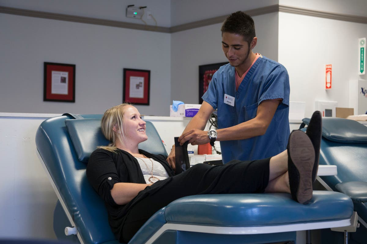 Critical Shortage Of Blood Donations Upcoming Drives In