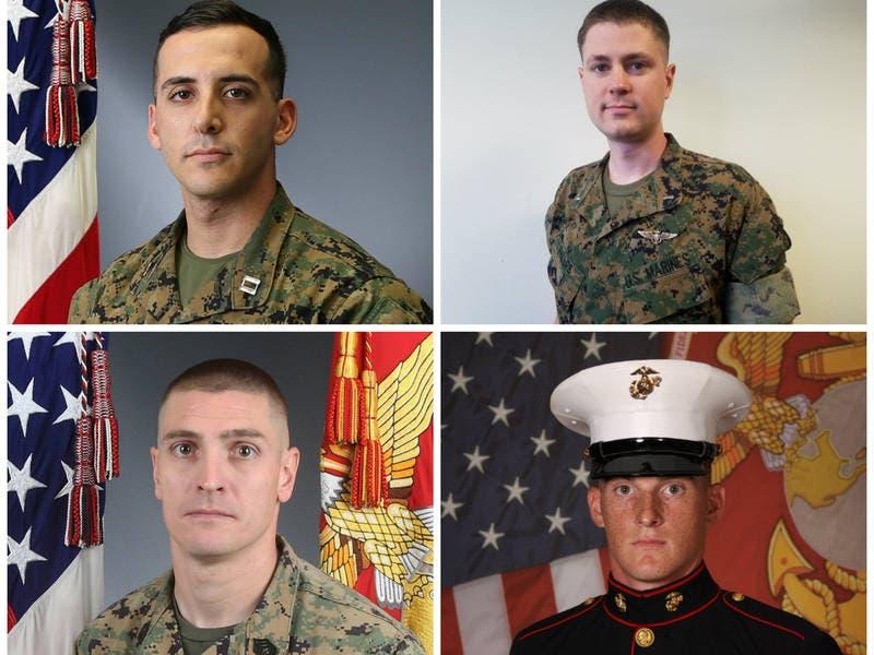 Marine Recruits Arrive at MCRD - YouTube