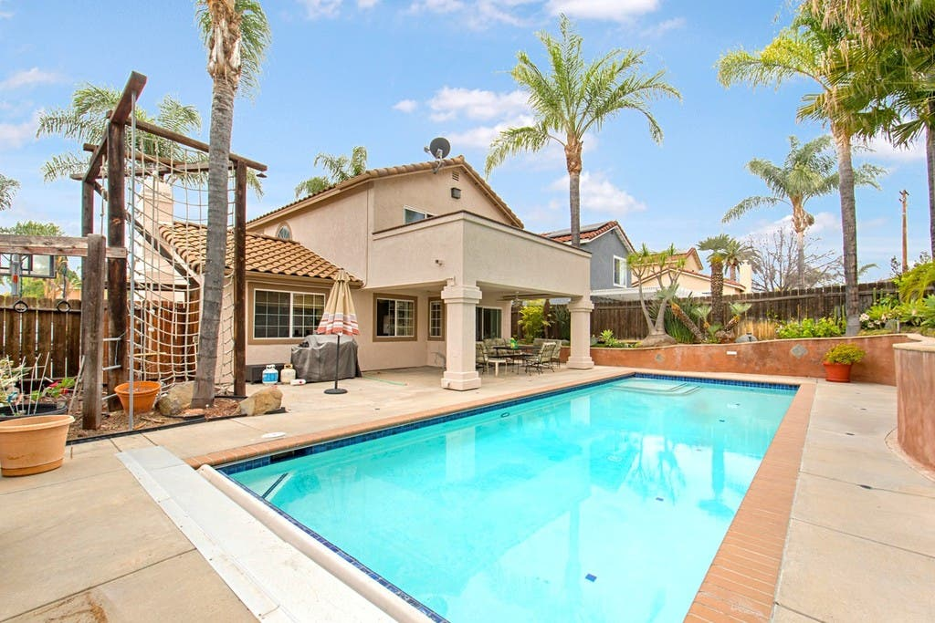 Santee Home With Swimming Pool: $675,000 | Santee, CA Patch