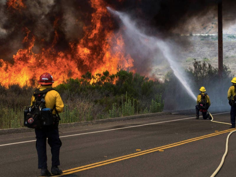 2 fires burn 400 acres prompt evacuations on camp pendleton rh patch com fire in oceanside ny right now Today in Oceanside CA Fire