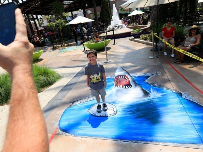 Chalk It Up; ArtWalk; Jazz Festival; Lobsterfest: SoCal Weekend