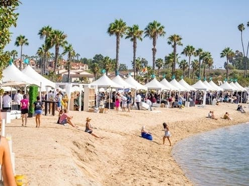 Wine & Food Classic; Taco Festival; Paint The Mic: SoCal Weekend