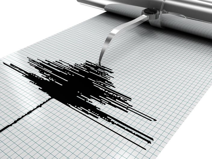 Earthquake Hits Near Borrego Springs In San Diego County