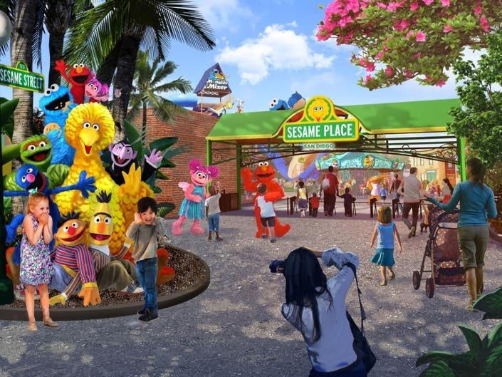 Sesame Place San Diego To Open In Spring 2021