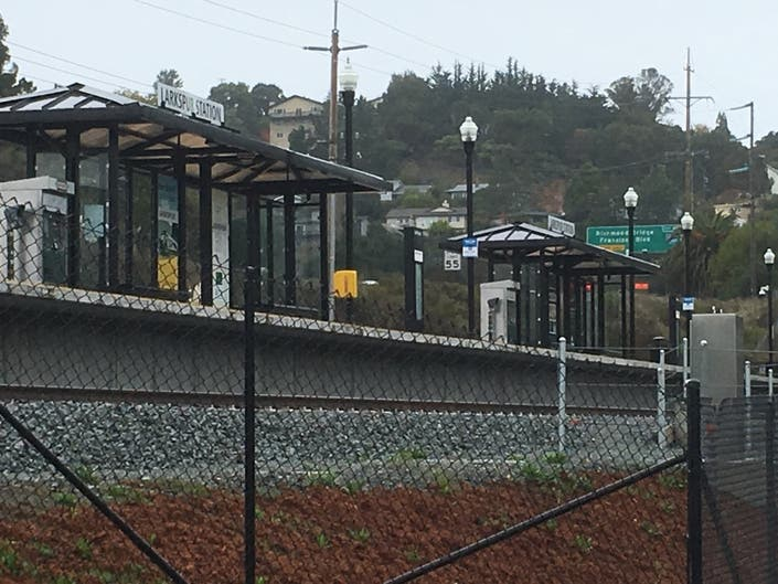 New SMART Station Opens In Larkspur: PHOTOS