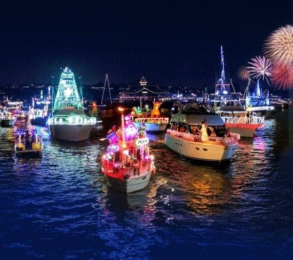 Boat Parade; The Nutcracker; Menorah Lightings: SoCal Weekend
