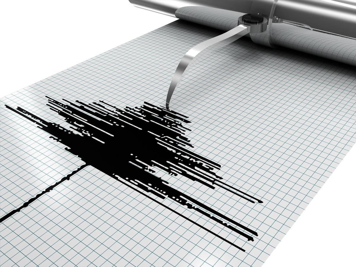 Earthquake Hits Near Julian In San Diego County