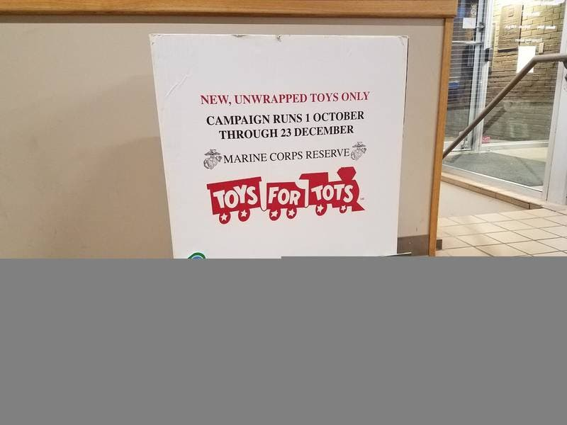 Naperville Park Police Invite Donations For Toys For Tots