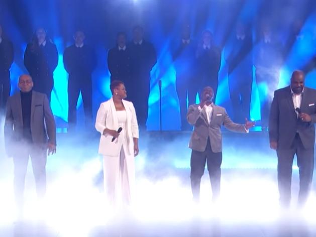 Military Quartet Heading To Americas Got Talent Semifinals