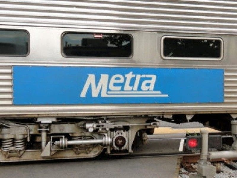 Chicago Metra Train Derails, Four Taken To Hospital: Reports