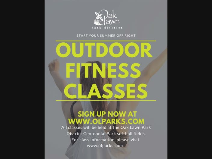 Oak Lawn Park District Offers Fitness Classes