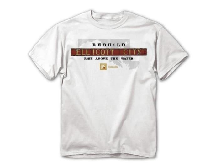 Baltimore Business Designs T Shirt For Ellicott City