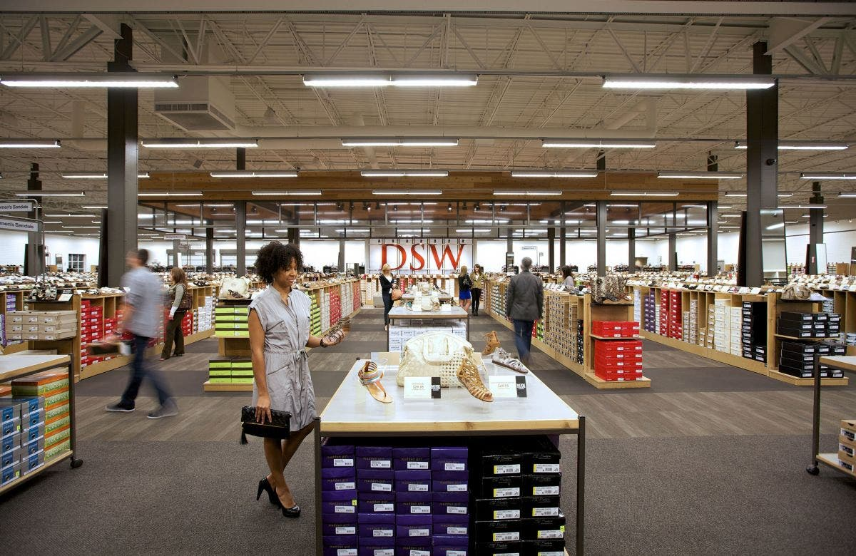 Dsw Opens In White Marsh Perry Hall