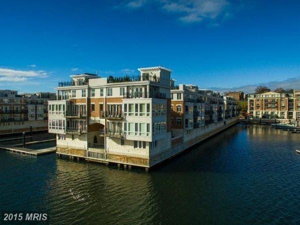 Maryland Dream Homes Thoroughbred Farm Massive Mansion