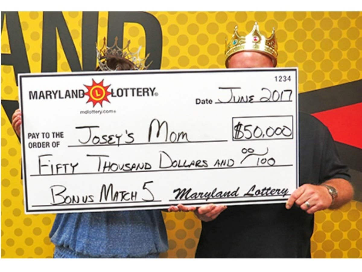 Abingdon Woman Wins 50k With Lotto Ticket Bel Air Md Patch
