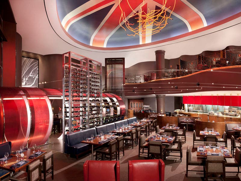 Gordon Ramsay Opening Steak Restaurant At Horseshoe