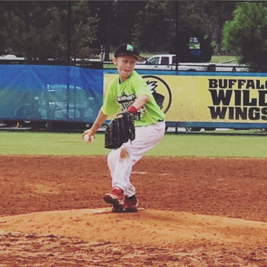 White Marsh Pitcher Makes Elite Baseball Travel Team Perry Hall Md Patch
