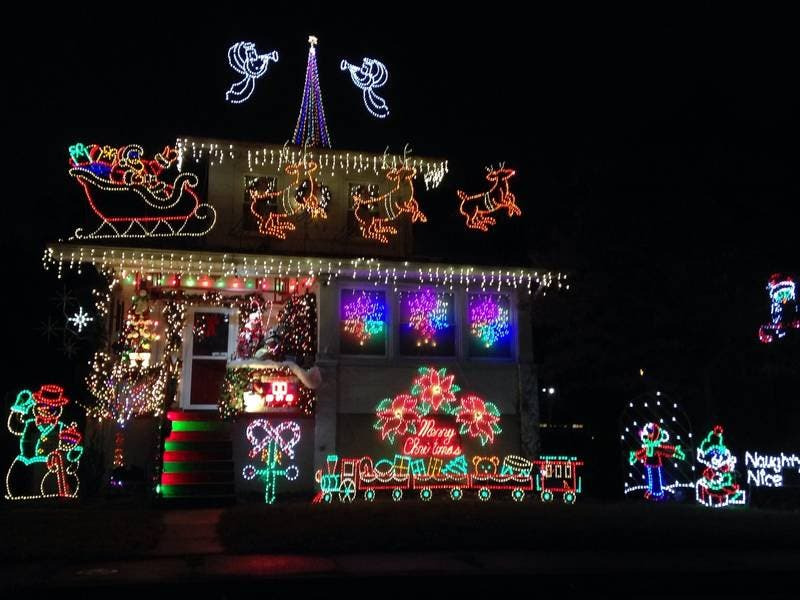 Best Christmas Lights In Baltimore County Perry Hall Md