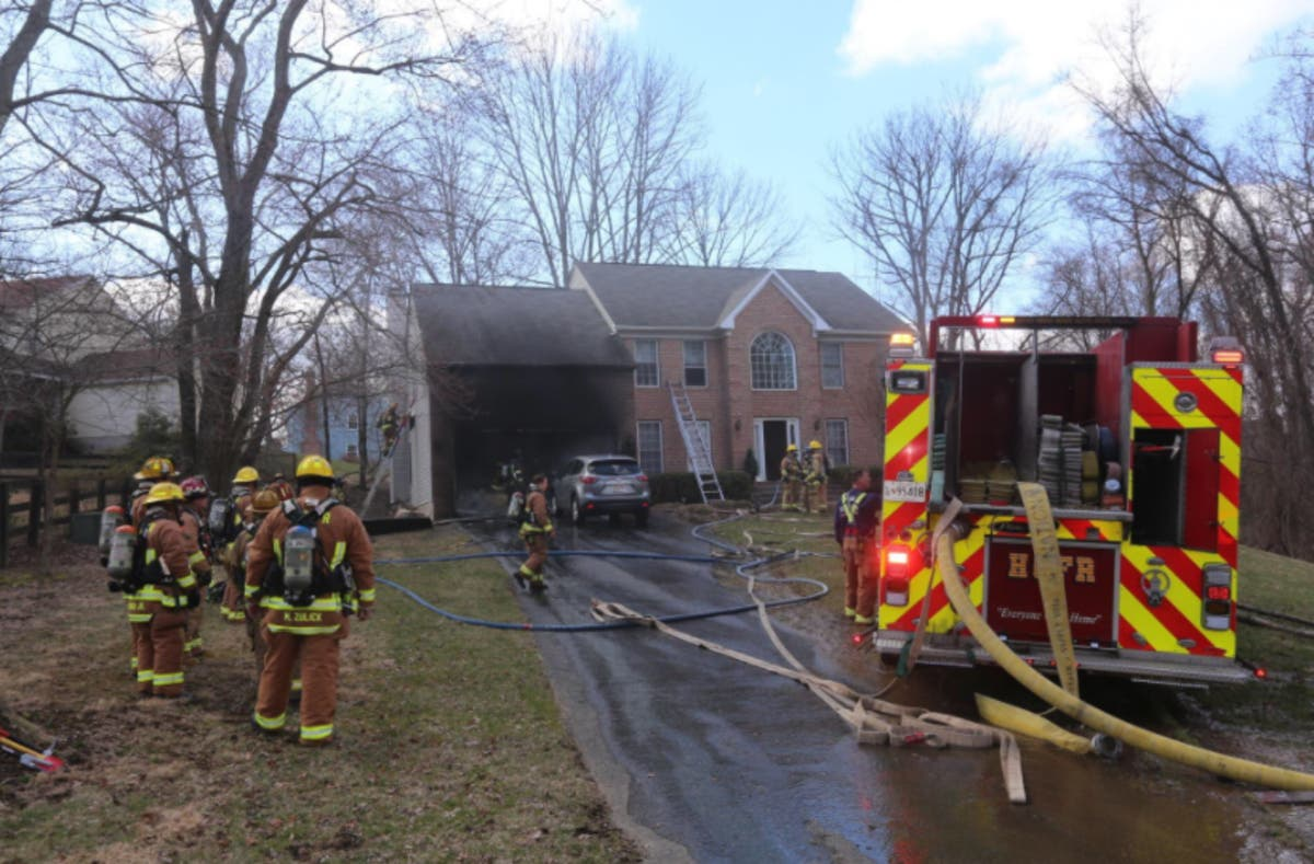 House Fire In Ellicott City Out Road Reopens Officials Ellicott City Md Patch
