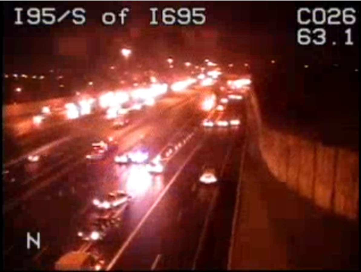 Deadly Tractor Trailer Crash: I-95 Reopens In Baltimore