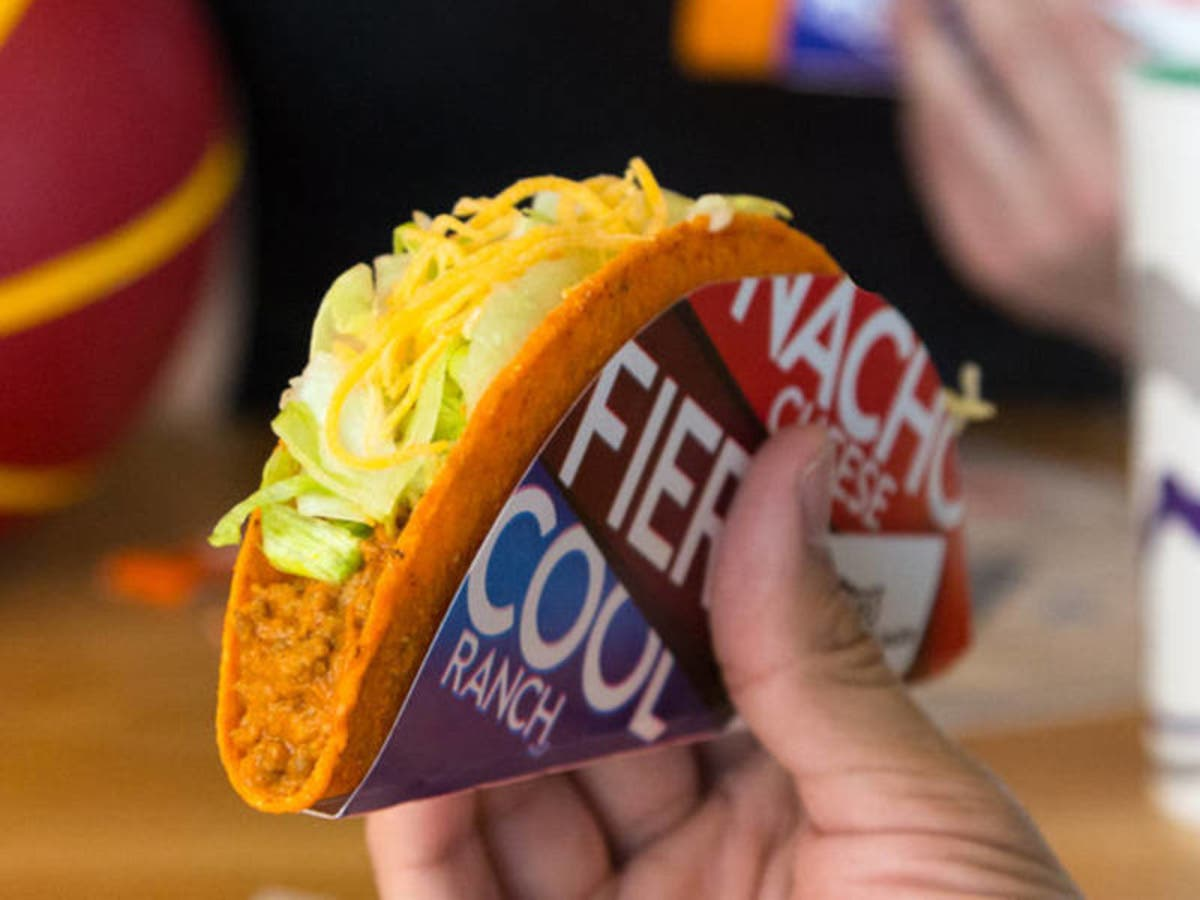 picture about Taco Bell Printable Application identified as Absolutely free Tacos At MD Taco Bell Dining places (And Throughout U.S
