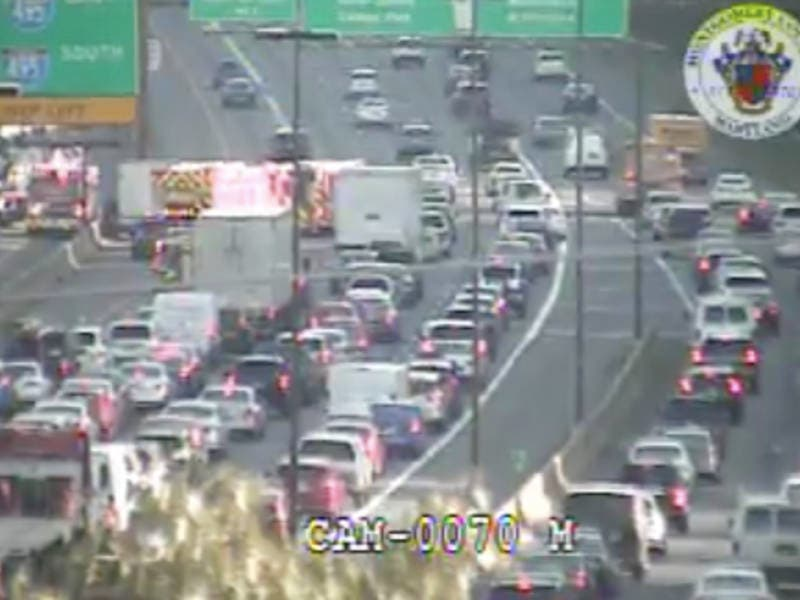 Police: Teen Killed In Crash On I-270 | Bethesda, MD Patch