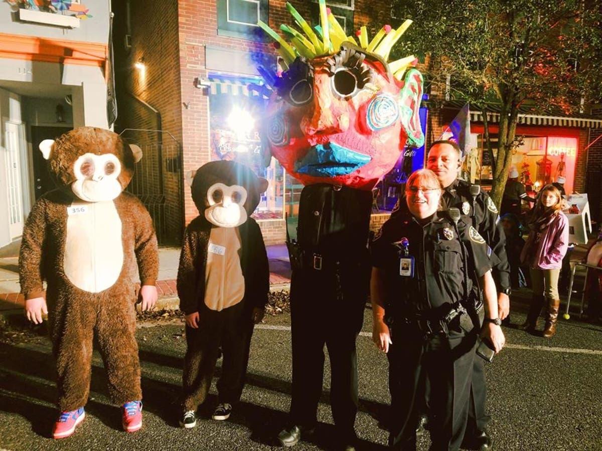 Havre De Grace Halloween Parade 2020 HdG Halloween Parade 2018 Brings Out Characters | Havre de Grace