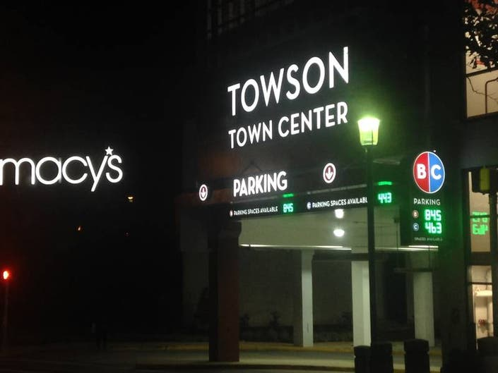9e5b422f1ab Towson Town Center Hours For Thanksgiving