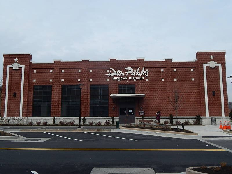 Don Pablo S Closes In White Marsh New Restaurant Announced