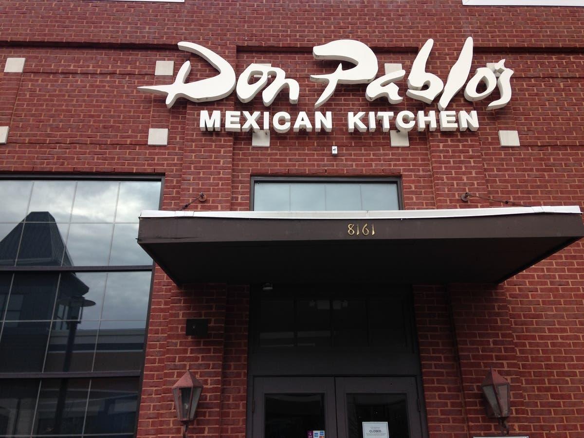 Don Pablo's Closes In White Marsh, New Restaurant Announced