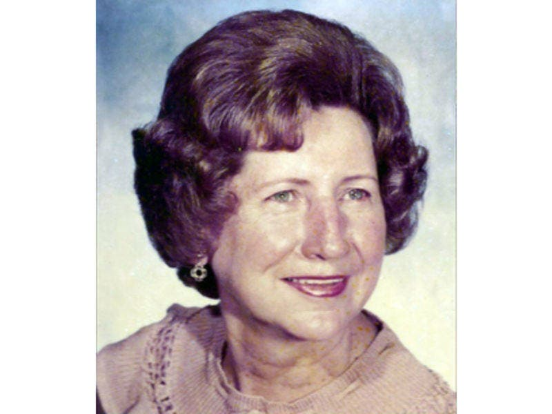 Margaret Lissie Henson 95 Of Bel Air Bel Air Md Patch