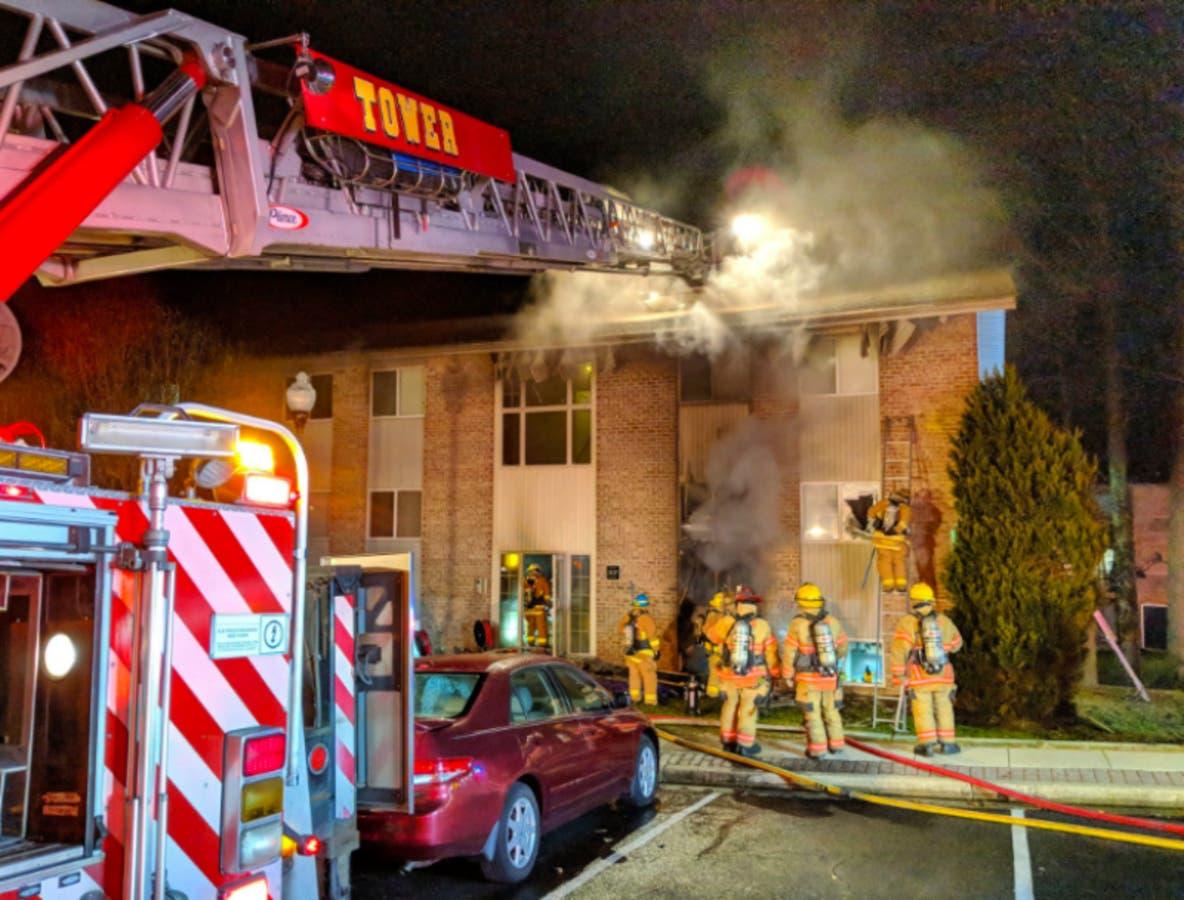 Ellicott City Fire Displaces Apartment Tenants Officials Ellicott City Md Patch