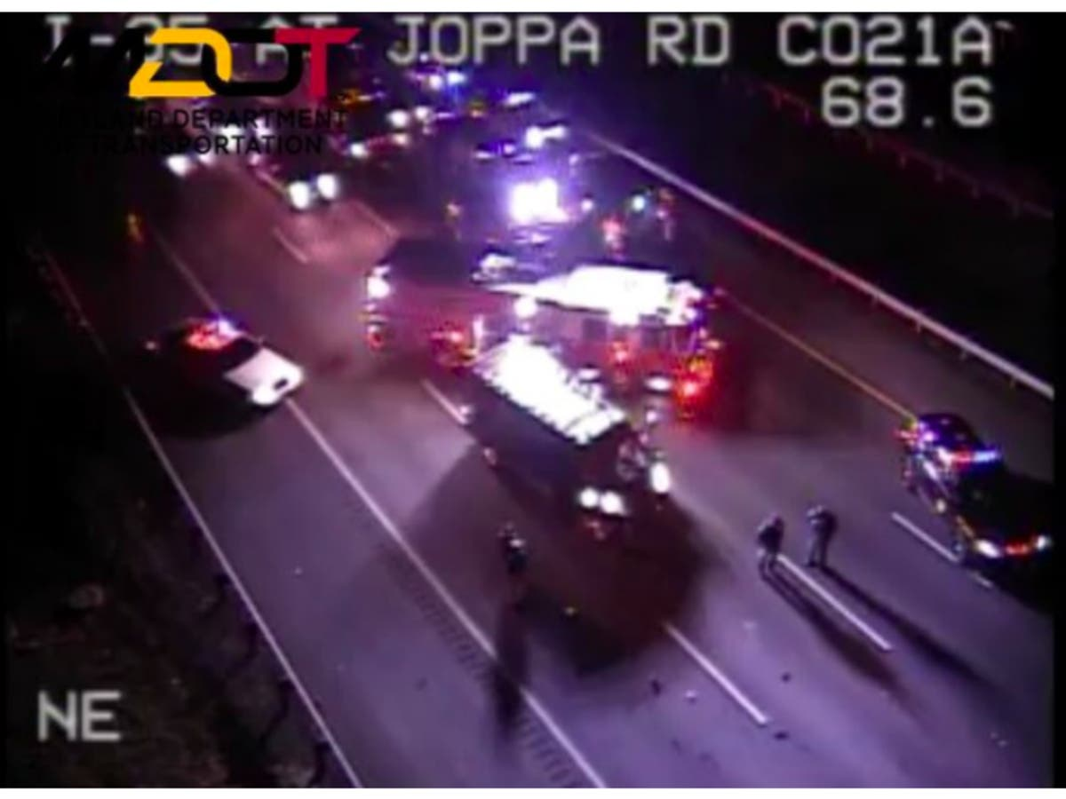 Perry Hall Pedestrian Killed In I-95 Crash: Police | Perry