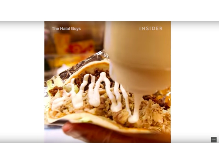 The Halal Guys Opens In Columbia