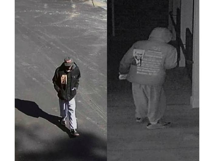 After Columbia Burglary, Police Seek Man With Distinctive Jacket