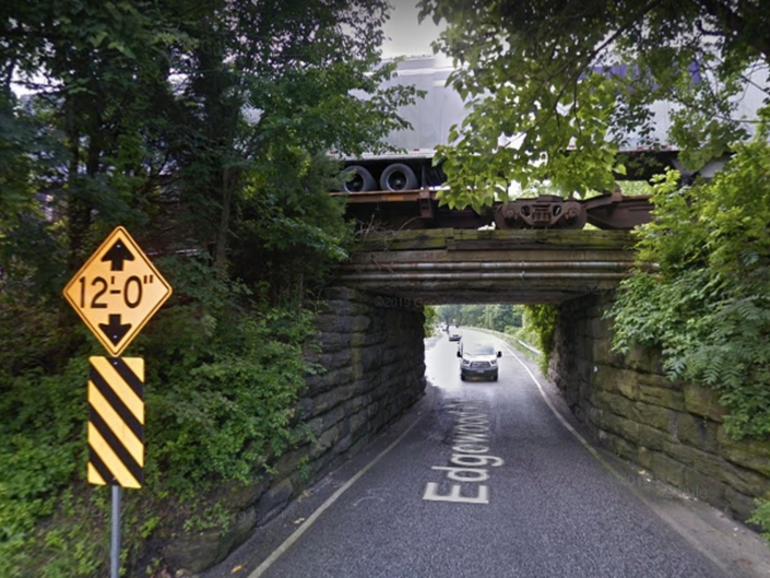 Edgewood Road To Close Near CSX Overpass For Repairs