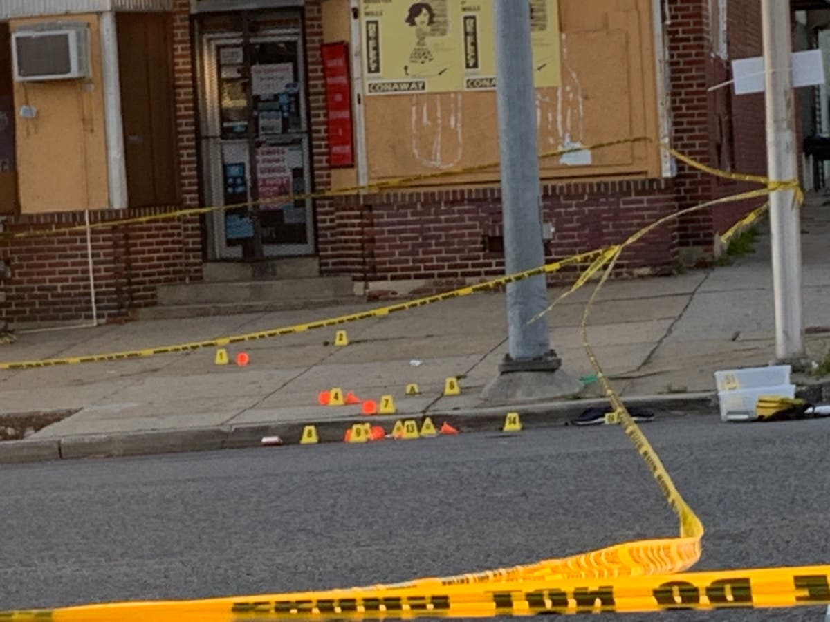7 Shot 1 Killed At Cookout In West Baltimore Police Baltimore