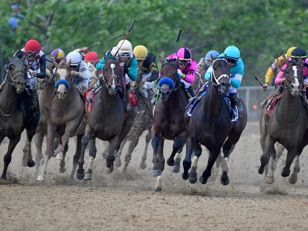 Winner Declared At 2019 Preakness, Where 1 Horse Raced