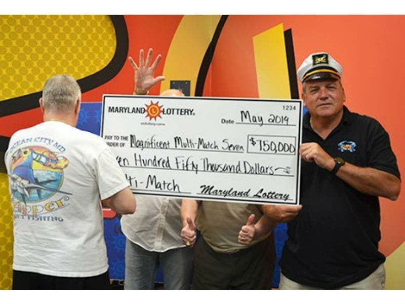 Friends Win $750K Prize Playing Lottery Game In Harford County | Bel