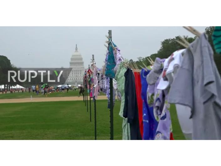 Columbia-Based Group Organizes Pajama Protest On National Mall
